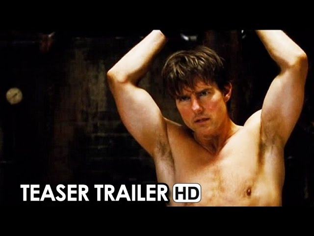 Mission: Impossible Rogue Nation Official Teaser Trailer (2015) - Tom Cruise Movie HD