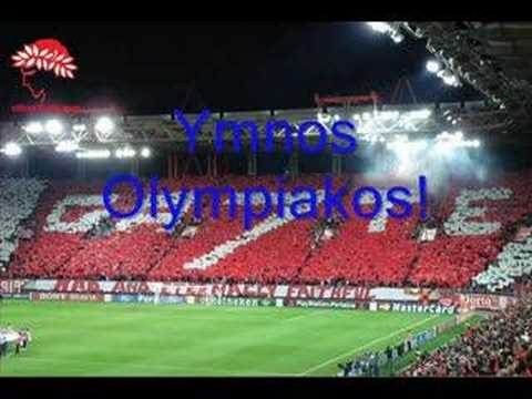 Ymnos Olympiakos video