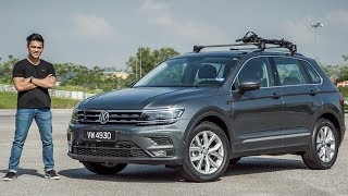 FIRST DRIVE: Volkswagen Tiguan 1.4 TSI Malaysian review - RM150k-RM170k