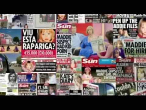 Initial Storm (Pt 1)The True Story of Madeleine McCann BURIED BY MAINSTREAM MEDIA
