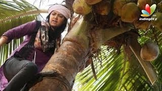 Ezhu Sundara Rathrikal - Mamta Mohandas Climbing Coconut Tree I Latest Hot Malayalam Movie News