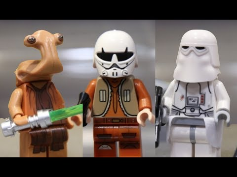 NEW LEGO Star Wars 2014 Summer Sets & Minifigures