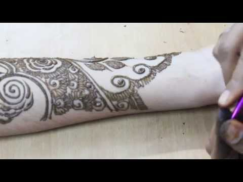 Awesome Mehndi Design Art for Hands.