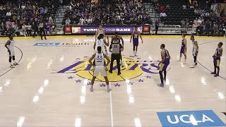 South Bay Lakers vs. Santa Cruz Warriors - Condensed Game