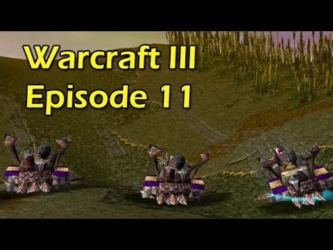 Warcraft 3 with Wowcrendor Ep 11:Arthas Loves Meatwagons