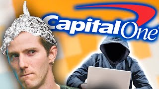Capital One was just the beginning...