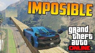 FINAL SÚPER IMPOSIBLE! EN SERIO?!? - Gameplay GTA 5 Online Funny Moments (Carrera GTA V PS4)