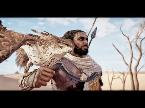 ASSASSIN'S CREED ORIGINS / Le film d'animation complet en francais streaming vf