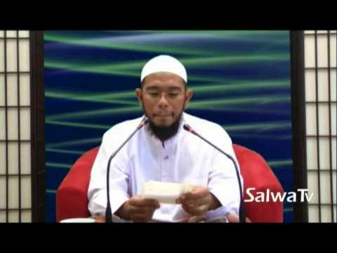 Masail Jahiliyyah- 2 Soal Jawab - Ustadz Muhammad Nuzul Dzikry,Lc