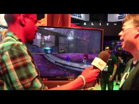 Sonic Boom Interview E3 2014