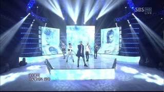 BIGBANG_0318_SBS Inkigayo_BLUE