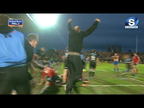 Glasgow Warriors v Munster - Full Match Report 16th May 2014