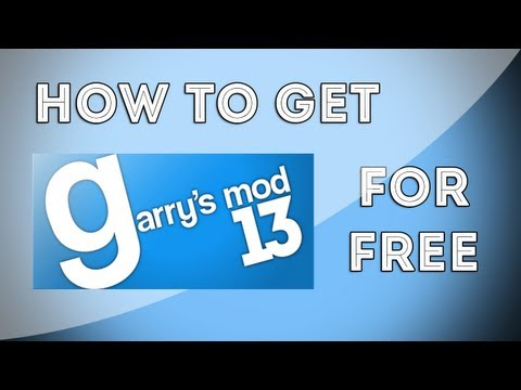 How to Get Garry's Mod 13 for FREE | Easy & Simple