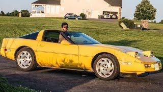 Chevrolet Corvette Review - Very Tail Happy | Faisal Khan