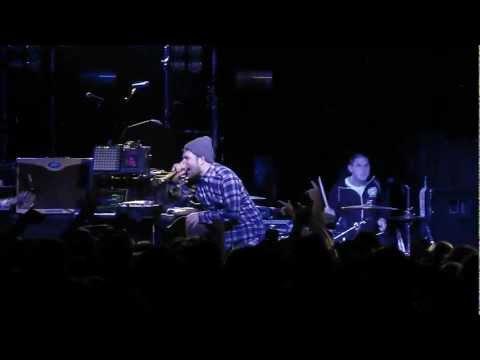 Enter Shikari - Zzzonked (LIVE HD)