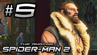 Прохождение игры человек паук 3 миссия 5