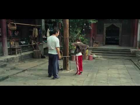 The Karate Kid Trailer 2 (2010)