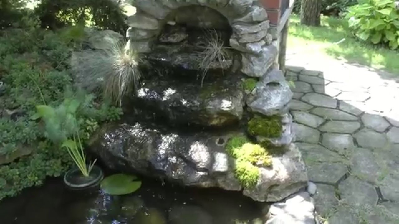 Фильтр для садового пруда своими руками 27