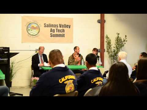 Salinas Valley AG Tech Summit //  The Future of Ag:  Science & Research