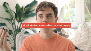 Drunk Stories, Music Videos, Internet Drama