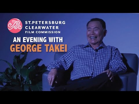 An Evening with George Takei, Teaser