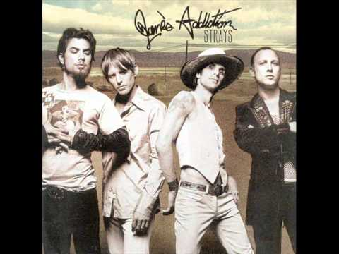 Jane's Addiction-Strays