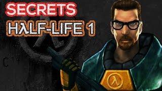 Half-Life 1 - Secrets & Easter Eggs