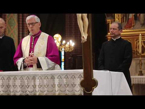 Ogłoszenie Ks. Dr Grzegorza Olszowskiego Biskupem Pomocniczym Archidiecezji Katowickiej