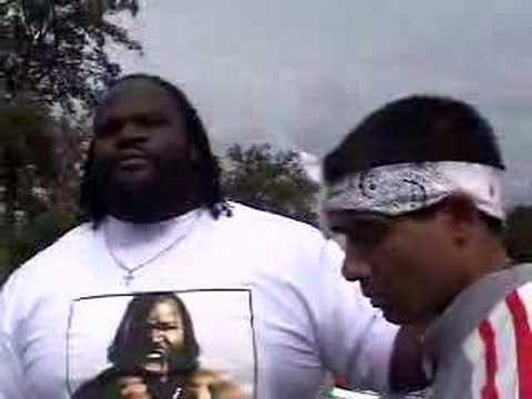 WWE Wrestler Mark Henry speaks on Lazarus at Belle Isle about his future career in hip hop.