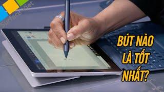 Các loại bút cảm ứng có thể thay thế được Surface Pen của Microsoft?