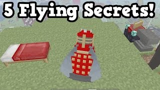 Minecraft Xbox / PE - 5 Things You Didn't Know About Elytras