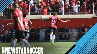 GOLAÇOOO !!! - New Star Soccer #05