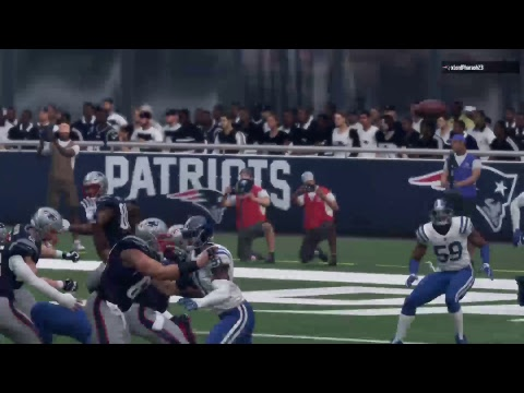 M18 Colts CFM S4 AFC Title Game vs Patriots