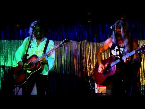 Wino &amp; Conny Ochs - Crystal Madonna (NEW) live @ The Satellite, Los Angeles, CA 8/8/12