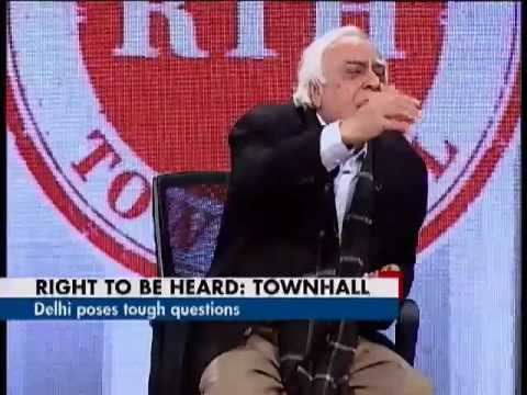 Does freedom of speech really exist, Shaheen Dhada asks Kapil Sibal at RTH show