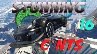GTA ONLINE - STUNNING C*NTS 16 - (GTA V ONLINE)
