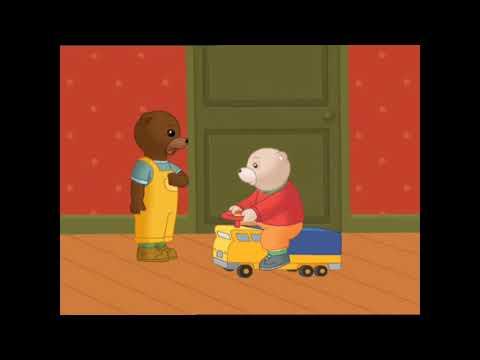 petit ours brun ne veut pas pr ter ses jouets petit ours brun youtube. Black Bedroom Furniture Sets. Home Design Ideas