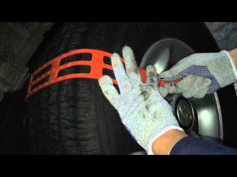 2015 silent spike snow chains
