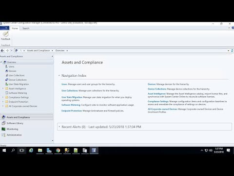 01 - How to install Microsoft SCCM Current Branch Step-By-Step Guide