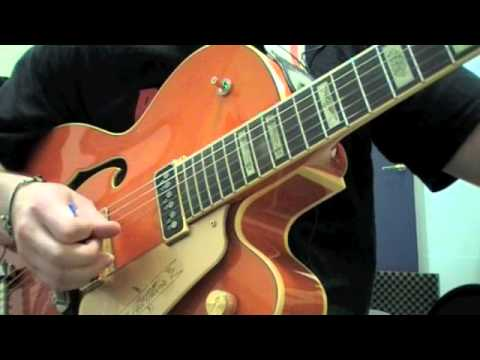 Guitar Suite Tutorial- Brian Setzer Rebelene