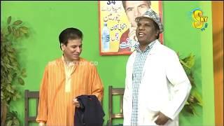 Amanat Chan and Tariq Teddy Stage Drama Pyaari Full Comedy Clip 2019