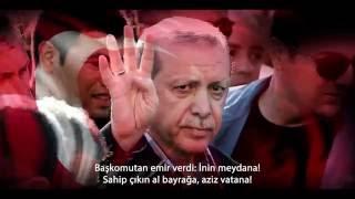 15 Temmuz Demokrasi Marşı (Fikirevim - Necmi Çiçekçi & Hanefi Söztutan)