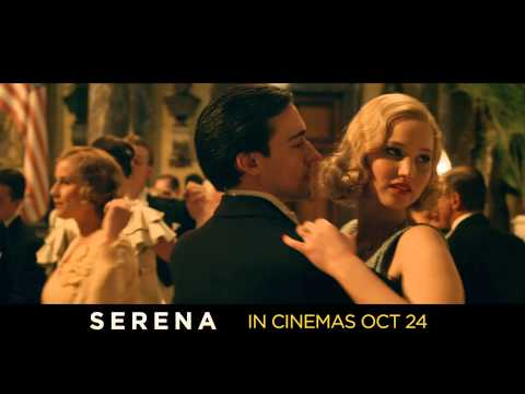 SERENA TV SPOT - starring Jennifer Lawrence and Bradley Cooper