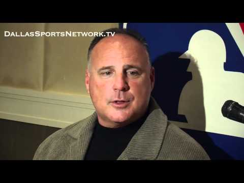 DSN.tv - Mike Scioscia talks CJ Wilson
