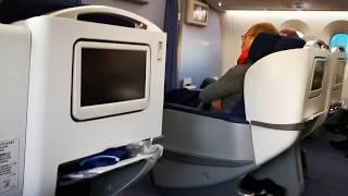 ANA Beijing-Tokyo B789 Business Class