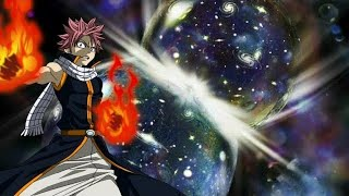 Undeniable proof Natsu fused universes together!  Reupload (Look into description)