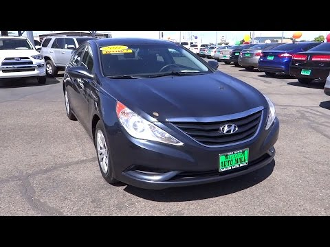 2011 Hyundai Sonata Reno, Carson City, Sparks, Northern Nevada, Fallon, NV PB19983
