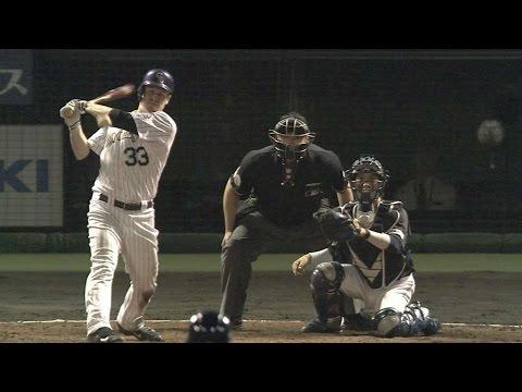 JPN@MLB: Morneau's single drives in Altuve