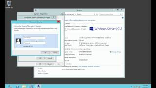 Adding Servers to a Windows Server 2012 Active Directory Network