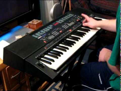 Yamaha Keyboard Amplifier